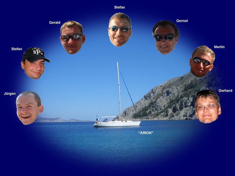 kommando zum wenden beim segeln